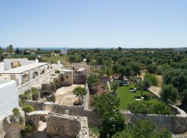 Masseria D'Erchia, country house in Monopoli