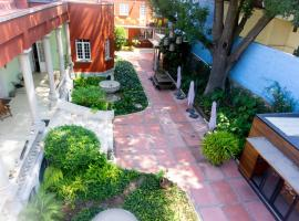 Casa Moctezuma, serviced apartment in Mexico City