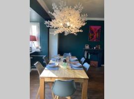 Fördestyle, Stilvolle Wohnung in zentraler Lage, Ferienwohnung in Kiel