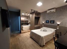 KIT/LOFT - MUITO PRÓXIMA AO AEROPORTO DE BRASÍLIA, apartment in Brasilia