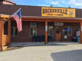 Rockerville Lodge & Cabins, hotel in Keystone