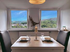 Natur-Panorama-Suite am Rursee, apartment in Heimbach