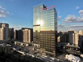 Crowne Plaza Moscow World Trade Centre, отель в Москве