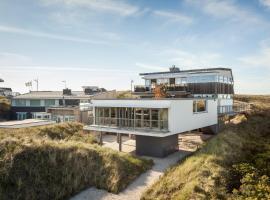 Strandvilla Noord, holiday home in Bergen aan Zee