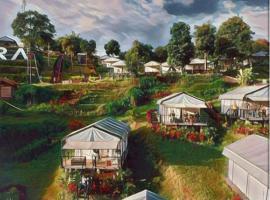 Trizara Resorts - Glam Camping, holiday park in Lembang