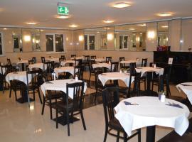 Hotel Donaustadt Kagran, hotel Bécsben