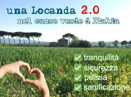 La Locanda Paradiso, hotel in zona Aeroporto dell'Umbria - Perugia San Francesco d'Assisi - PEG,