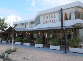 Hotel Oxhaku, hotel in Sarandë