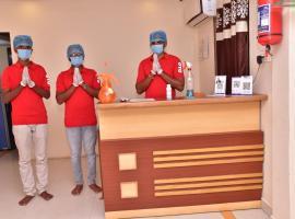 Chhatrapati Residency, hotel in Tirupati