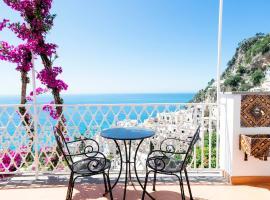 La Bizantina Luxury Villa, B&B in Positano