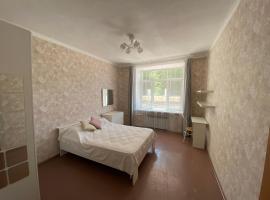 Просторная квартира в историческом центре, апартаменты/квартира в Ярославле