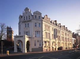 The Angel Hotel- Part of the Cairn Collection, hotel in Cardiff