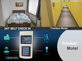Franken Motel, Hotel in Fürth