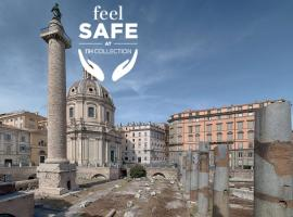 NH Collection Roma Fori Imperiali, luxury hotel in Rome