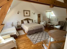 La Suite du 12, bed and breakfast en Brie