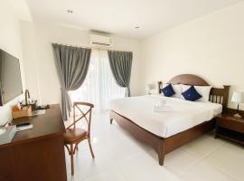 Koranaree Courtyard Boutique Hotel, hotel in Nakhon Ratchasima