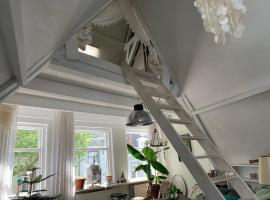 Choco Loca Loft, Bed, Bad & Bol, B&B in Den Bosch