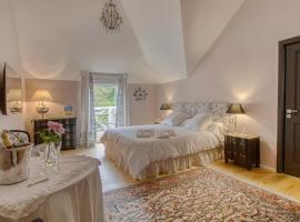 Villa Vent-Couvert, hotel near Le Touquet Golf Course, Le Touquet-Paris-Plage