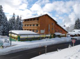 Hôtel De La Couronne, hotel near Lelex Ski School, Mijoux