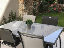 L'ETOILE DE MER, self catering accommodation in Sète