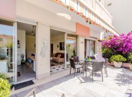 Smart Apartment-Center Cap D'Ail, apartment in Cap d'Ail