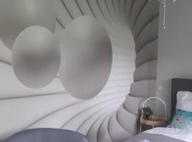 Blue Sky Apartament, self catering accommodation in Duszniki Zdrój