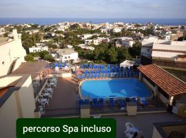 Hotel Tramonto d'Oro, hotel near Giardini Poseidon Terme, Ischia