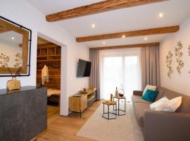 Appartement Enzian & Mark, apartment in Ellmau