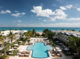The Ritz-Carlton South Beach, resort in Miami Beach