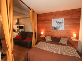 Mirasol Résidence, serviced apartment in Enveitg