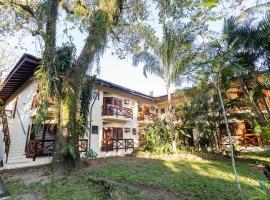 Pousada Aparas, hotel in São Sebastião
