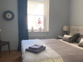 Ferienwohnung Dom- u. Regnitzblick, apartment in Bamberg
