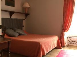 L'Auberge du Sombral、サン・シルク・ラポピーのホテル