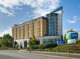 Holiday Inn Express London Greenwich, hotel in zona Aeroporto di Londra-City - LCY,