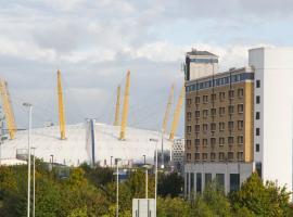 Holiday Inn Express London Greenwich, an IHG Hotel, hotel near London City Airport - LCY,