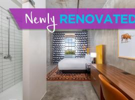 NYLO Las Colinas Hotel, Tapestry Collection by Hilton, hotel in Irving
