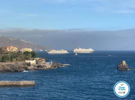 Apartamentos do Mar, hotel near Forum Madeira Shopping Centre, Funchal
