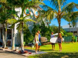 Coolangatta YHA Backpackers, hostel in Gold Coast