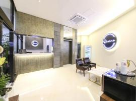 Gwangju Divine Hotel – hotel w mieście Gwangju