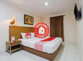 OYO 919 Hotel Kalisma Syariah, hotel near Tanah Abang Market, Jakarta