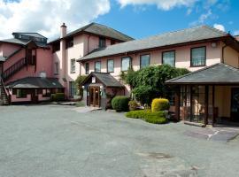 Port Dinorwic Hotel and Apartments, hotel near Caernarfon Castle, Y Felinheli