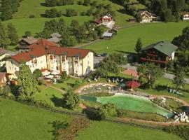 Landhotel Lerch Plankenau, hotel in Sankt Johann im Pongau