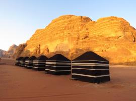 Bedouin Roads, luxury tent in Wadi Rum