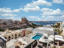 Pergola Hotel & Spa, hotel in Mellieħa