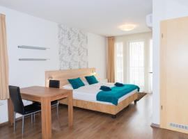 Gozsdu Style & Fashion Apartments, apartment in Budapest