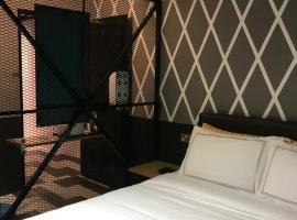 Kavy Boutique Hotel @ KBH, hotel di Brinchang
