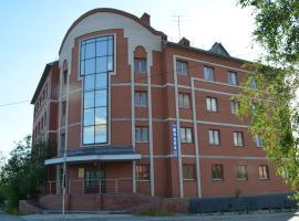 Гостиница Юлана , отель в Салехарде