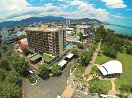 Pacific Hotel Cairns, hotel in Cairns