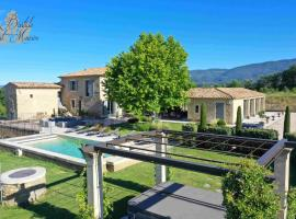 Bastide Saint Maurin, boutique hotel in Ansouis