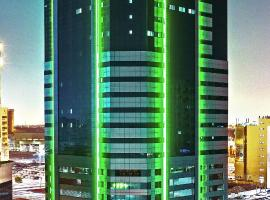 Alain Hotel Ajman, apartment in Ajman